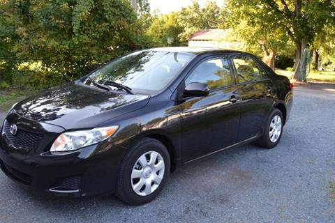 2010 Toyota Corolla for sale at Victory Auto Sales in Randleman NC