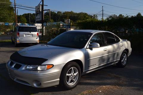 2002 Pontiac Grand Prix for sale at Victory Auto Sales in Randleman NC