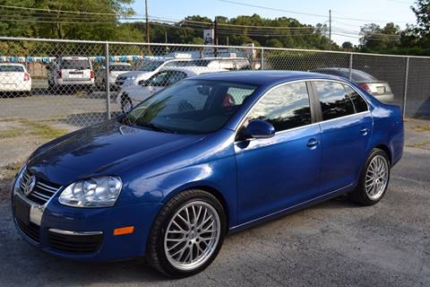 2008 Volkswagen Jetta for sale at Victory Auto Sales in Randleman NC