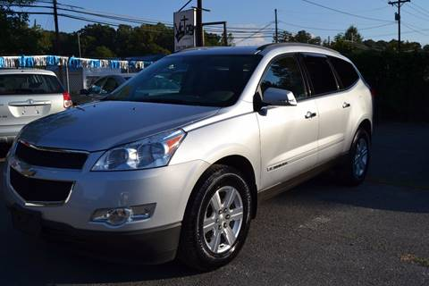 2009 Chevrolet Traverse for sale at Victory Auto Sales in Randleman NC