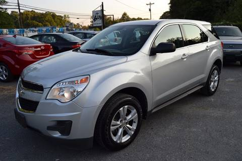 2010 Chevrolet Equinox for sale at Victory Auto Sales in Randleman NC