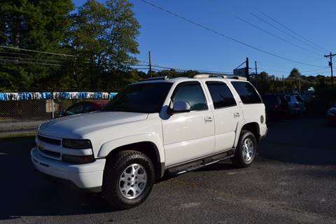 2006 Chevrolet Tahoe for sale at Victory Auto Sales in Randleman NC