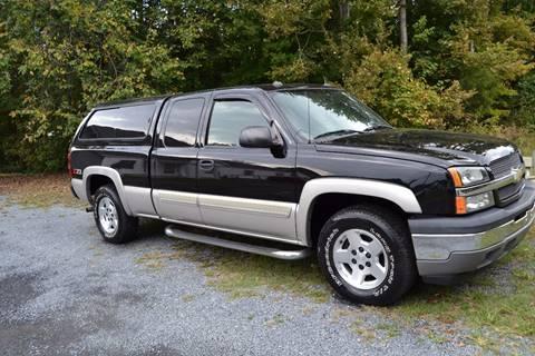 2005 Chevrolet Silverado 1500 for sale at Victory Auto Sales in Randleman NC