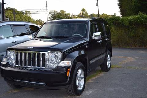 2008 Jeep Liberty for sale at Victory Auto Sales in Randleman NC