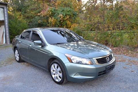 2009 Honda Accord for sale at Victory Auto Sales in Randleman NC