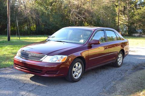 2000 Toyota Avalon for sale at Victory Auto Sales in Randleman NC