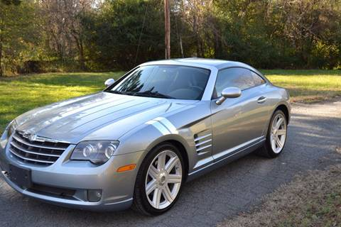 2005 Chrysler Crossfire for sale at Victory Auto Sales in Randleman NC