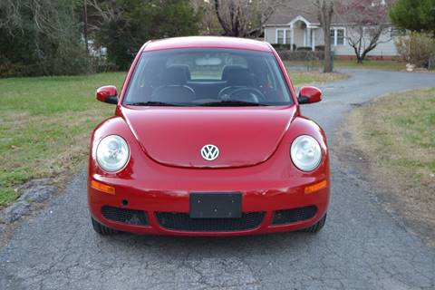 2008 Volkswagen New Beetle for sale at Victory Auto Sales in Randleman NC