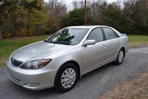 2003 Toyota Camry for sale at Victory Auto Sales in Randleman NC