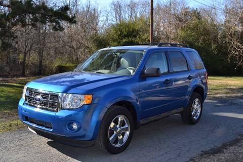 2011 Ford Escape for sale at Victory Auto Sales in Randleman NC