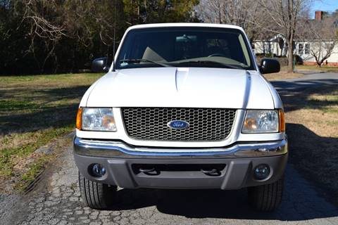 2001 Ford Ranger for sale at Victory Auto Sales in Randleman NC