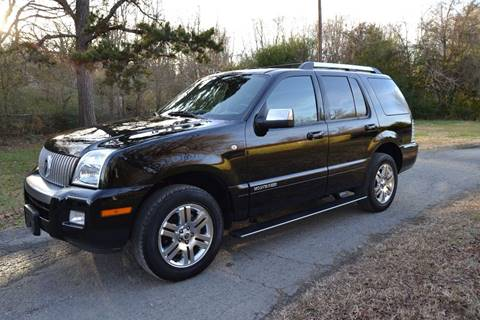 2007 Mercury Mountaineer for sale at Victory Auto Sales in Randleman NC