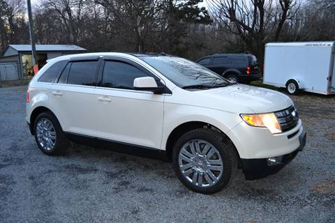 2008 Ford Edge for sale at Victory Auto Sales in Randleman NC