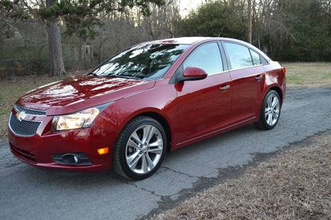 2011 Chevrolet Cruze for sale at Victory Auto Sales in Randleman NC