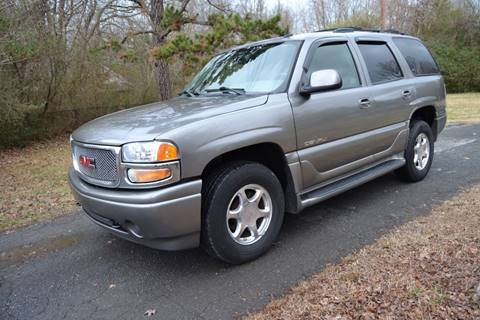 2006 GMC Yukon for sale at Victory Auto Sales in Randleman NC
