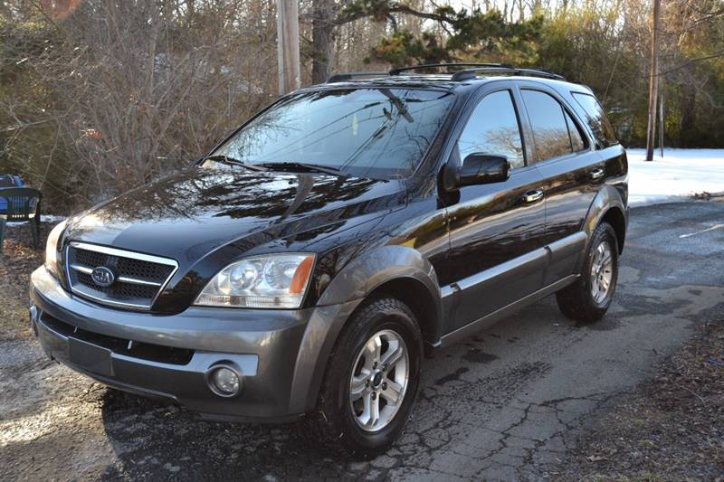 Great 2004 Kia Sorento For Sale At Victory Auto Sales In Randleman NC