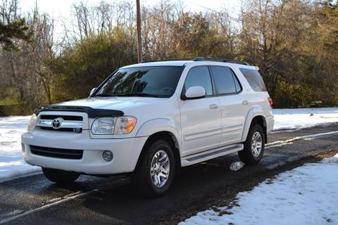 2006 Toyota Sequoia for sale at Victory Auto Sales in Randleman NC