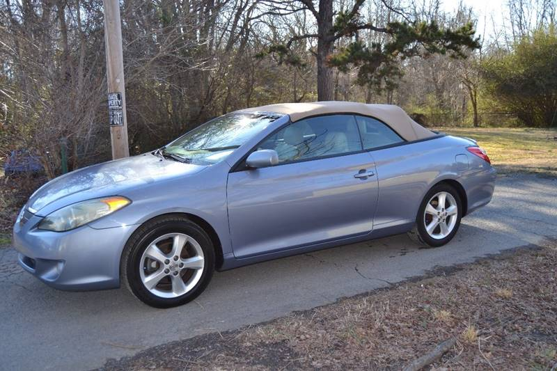 2005 Toyota Camry Solara For Sale At Victory Auto Sales In Randleman NC