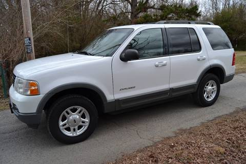 2002 Ford Explorer for sale at Victory Auto Sales in Randleman NC