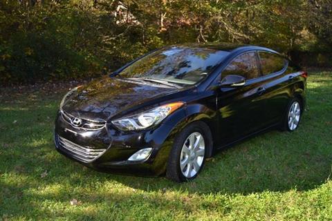 2013 Hyundai Elantra for sale at Victory Auto Sales in Randleman NC