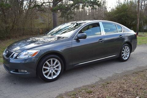 2006 Lexus GS 300 for sale at Victory Auto Sales in Randleman NC