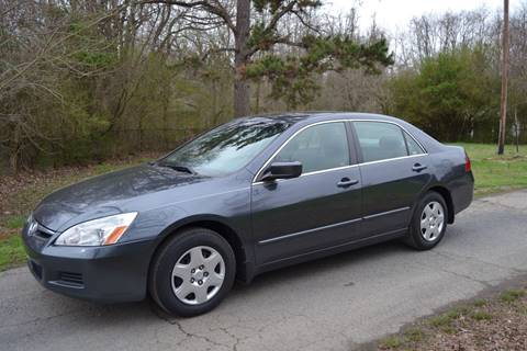 2007 Honda Accord for sale at Victory Auto Sales in Randleman NC