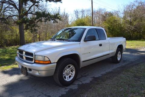 2002 Dodge Dakota for sale at Victory Auto Sales in Randleman NC