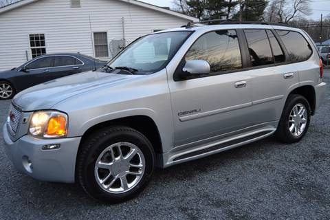 2007 GMC Envoy for sale at Victory Auto Sales in Randleman NC