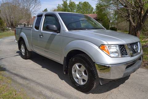 2008 Nissan Frontier for sale at Victory Auto Sales in Randleman NC