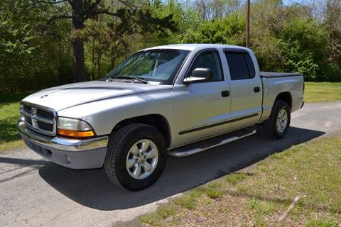 2004 Dodge Dakota for sale at Victory Auto Sales in Randleman NC