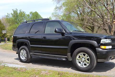 2005 Chevrolet Tahoe for sale at Victory Auto Sales in Randleman NC