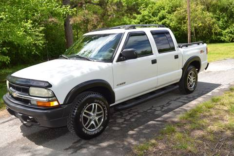 2004 Chevrolet S-10 for sale at Victory Auto Sales in Randleman NC