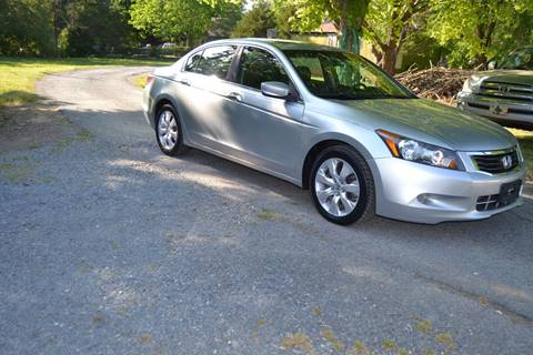 2008 Honda Accord for sale at Victory Auto Sales in Randleman NC