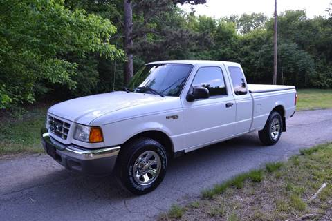 2003 Ford Ranger for sale at Victory Auto Sales in Randleman NC