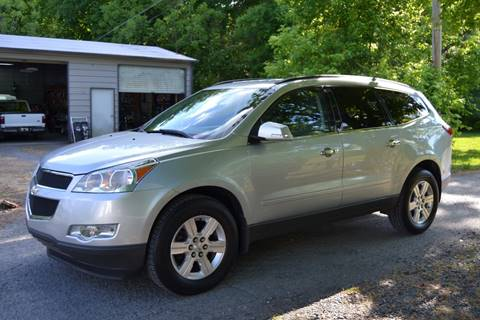 2012 Chevrolet Traverse for sale at Victory Auto Sales in Randleman NC