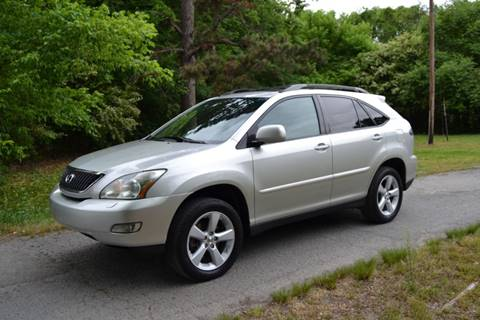 2007 Lexus RX 350 for sale at Victory Auto Sales in Randleman NC