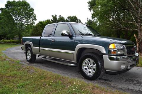 2007 GMC Sierra 1500 Classic for sale at Victory Auto Sales in Randleman NC
