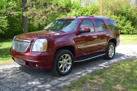 2008 GMC Yukon for sale at Victory Auto Sales in Randleman NC
