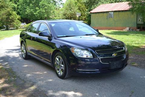 2010 Chevrolet Malibu for sale at Victory Auto Sales in Randleman NC