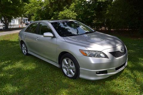 2008 Toyota Camry for sale at Victory Auto Sales in Randleman NC