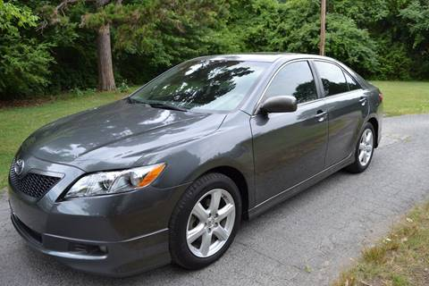2007 Toyota Camry for sale at Victory Auto Sales in Randleman NC