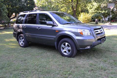 2007 Honda Pilot for sale at Victory Auto Sales in Randleman NC