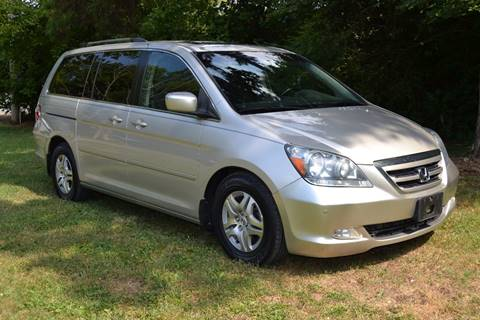 2006 Honda Odyssey for sale at Victory Auto Sales in Randleman NC