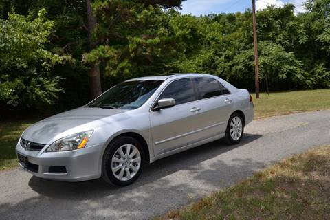 2006 Honda Accord for sale at Victory Auto Sales in Randleman NC
