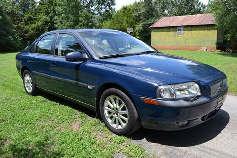 2001 Volvo S80 for sale at Victory Auto Sales in Randleman NC