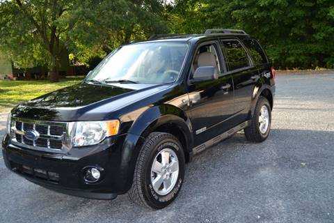 2008 Ford Escape for sale at Victory Auto Sales in Randleman NC
