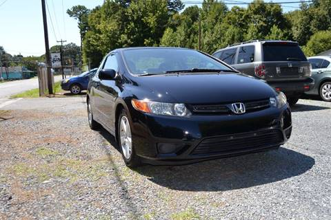 2007 Honda Civic for sale at Victory Auto Sales in Randleman NC
