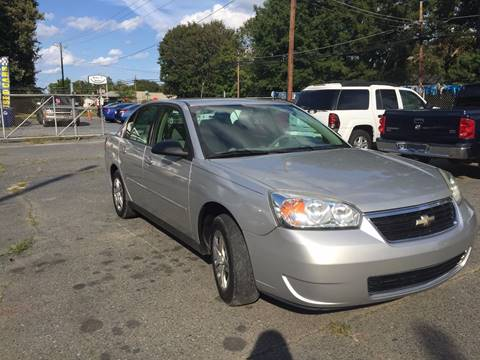 2007 Chevrolet Malibu for sale at Victory Auto Sales in Randleman NC