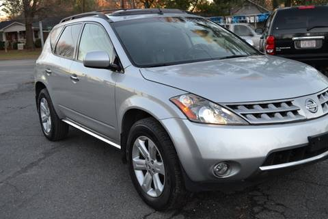 2007 Nissan Murano for sale at Victory Auto Sales in Randleman NC