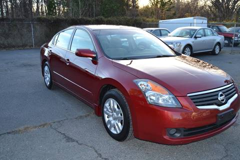 2008 Nissan Altima for sale at Victory Auto Sales in Randleman NC